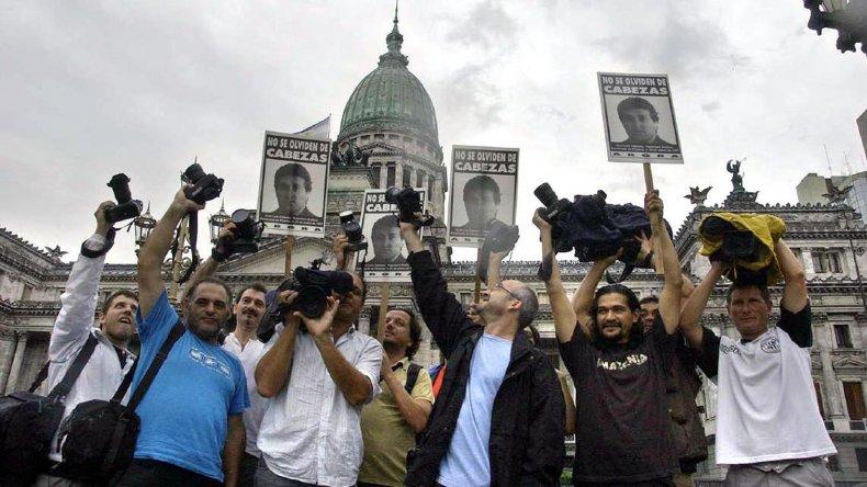 En diversas ciudades del país se realizarán hoy actos en memoria del reportero gráfico.