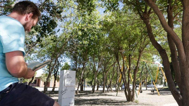 Las propuestas de la Secretaría de Cultura ya comienzan a ser parte de las tardes de Rada Tilly.