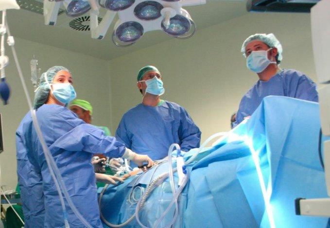 Los cirujanos están dispuestos a negociar