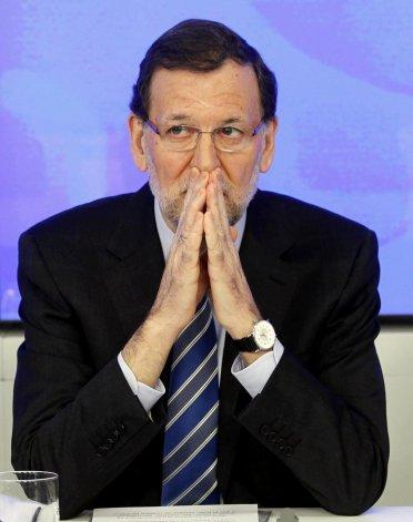 Mariano Rajoy ya descartó su reelección con el PP.