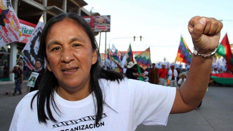 Milagro Sala lleva diez días detenida en Jujuy.