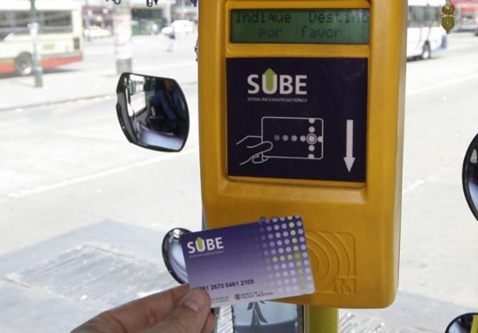 La ubicación de los puntos de carga del SUBE se determinará por ubicación geográfica para cubrir la mayor parte del perímetro de la ciudad.