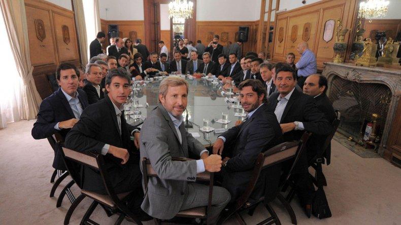 Las rondas de diálogo por la reforma electoral comenzaron la semana pasada con los ministros y secretarios de Gobierno de las 24 provincias.