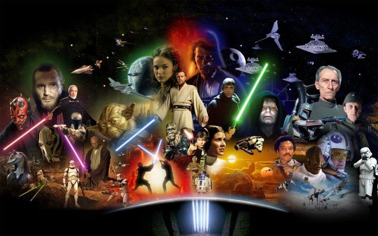 Star Wars basa su repetido éxito en las leyes de los relatos mágicos