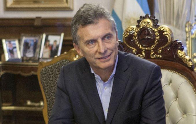 Macri encabeza reunión de gabinete en Córdoba