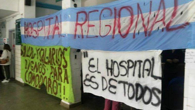 Preocupa la cesantía de personal en el Hospital Regional