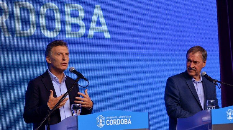 Macri advirtió a los gremios: hay que poner el hombro