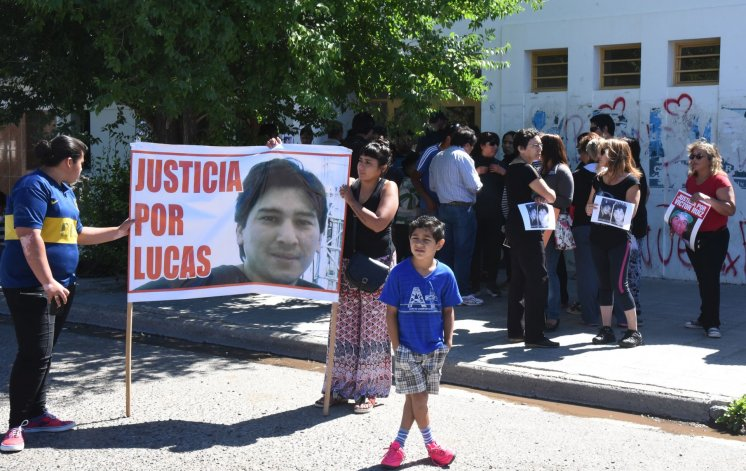 Mañana es la nueva audiencia por el asesinato de Lucas Díaz