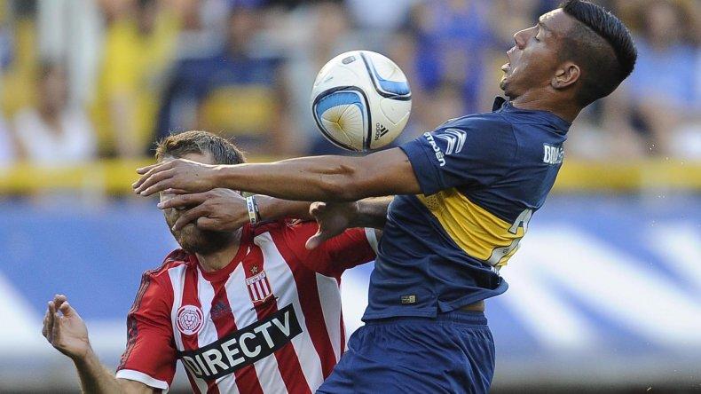 Jonathan Schunke y Andrés Chávez serán titulares esta noche en el duelo entre Estudiantes y Boca.