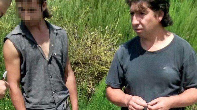 Ex brigadista y su hijo detenidos por los incendios en el parque nacional Los Alerces