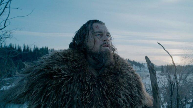 Llega El renacido, la última de DiCaprio