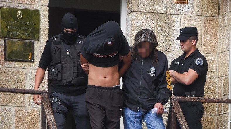 Darío Bujer es retirado del Jugado Federal de Comodoro Rivadavia