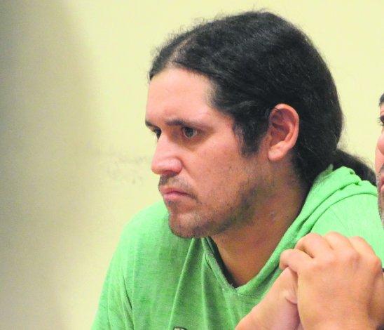 Revocaron la prisión domiciliaria a Richi Alvarado