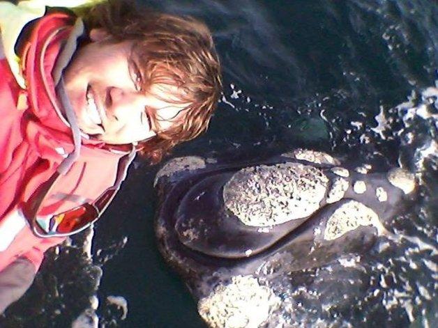 Un chubutense disertará en el Caribe sobre avistajes de ballenas para evitar la caza