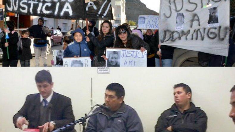 Con una sentada piden que el funcionario municipal Velázquez cumpla su condena