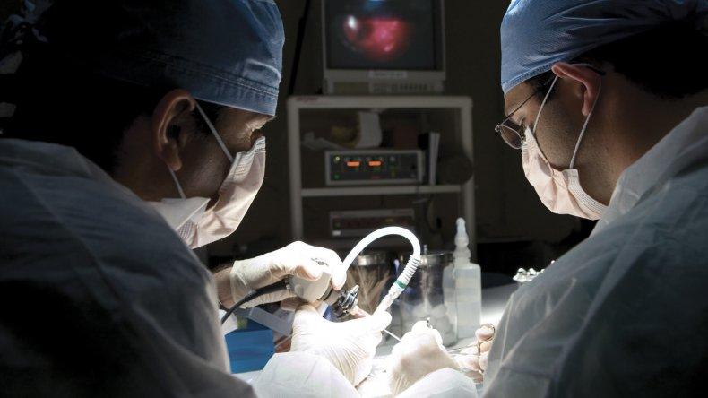 Los anestesistas iniciaron un paro provincial