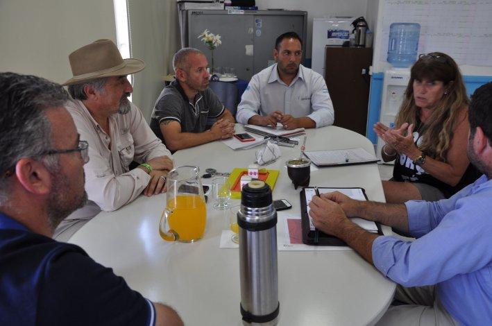 En la reunión se encontraron varios puntos en común