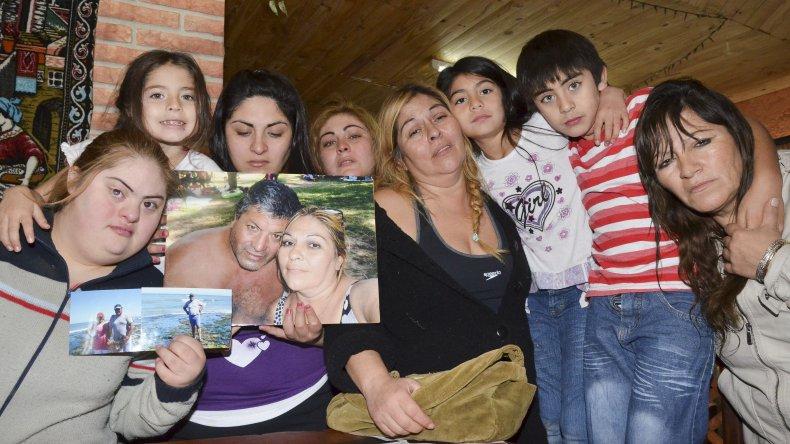 La familia de Angel Domínguez realizará hoy una protesta en la Fiscalía.