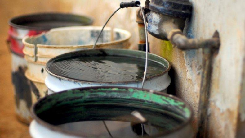 Los cortes de agua se extenderán hasta marzo