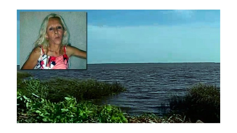 La mujer que apareció muerta en el Río de La Plata es María Liliana Arce