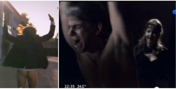 La Leona: otro desnudo de Peter Lanzani y sadomasoquismo con Pablo Echarri