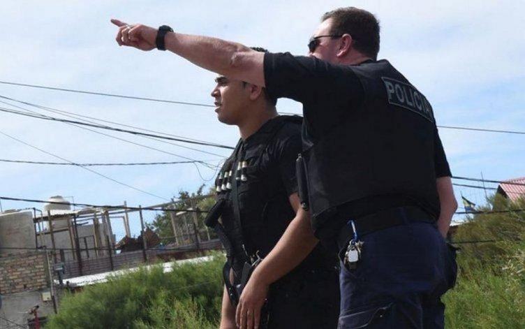 Luego de la explosión, continúa grave el oficial Silva