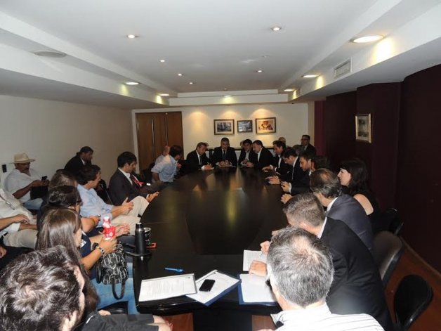 Foto Prensa Gobierno de Santa Cruz.