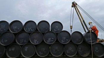 el petroleo alcanza su maximo valor en un ano