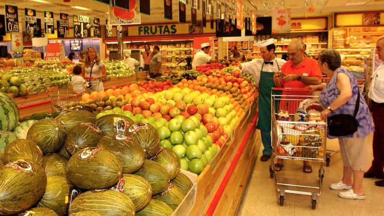 El estudio se basa en precios de productos que se comercializan en el Gran Buenos Aires.