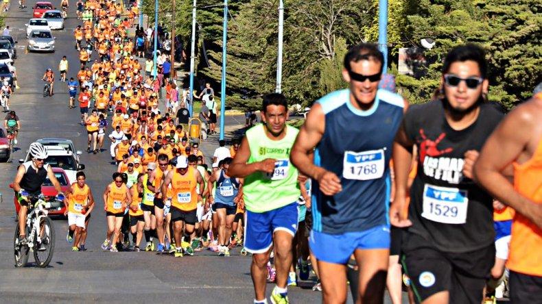 La prueba principal es de 16 km y arranca a las 17:30.