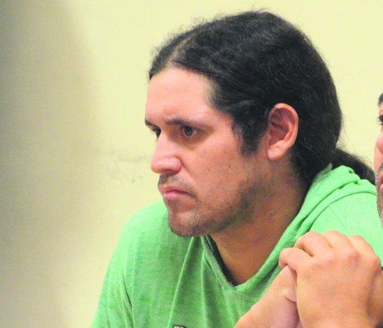 Richi Alvarado volvió a prisión ayer luego de que un tribunal colegiado revocara