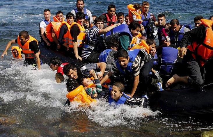 Murieron 39 refugiados en el mar Egeo