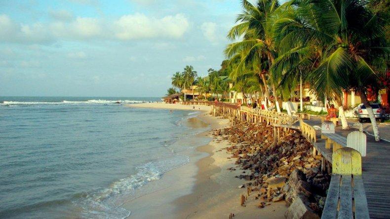 Pipa es conocida mundialmente por su pueblo y la belleza de sus playas