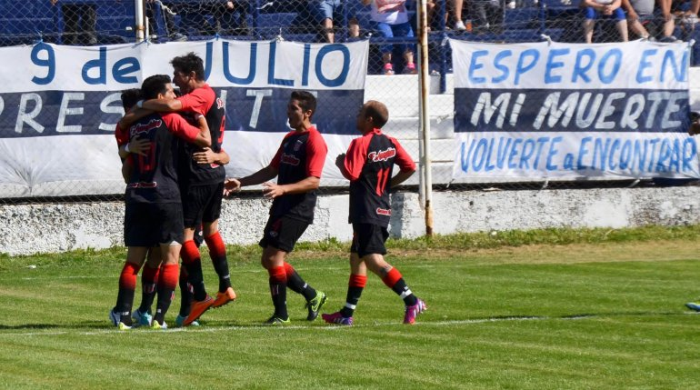 Ameghino viene de debutar con un triunfo por 2-0 como visitante frente a Newbery.