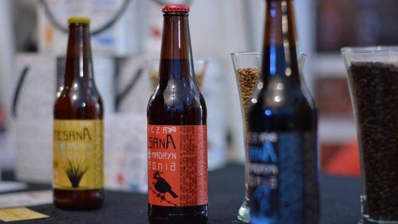 En Puerto Madryn se elaboran dos marcas de cerveza