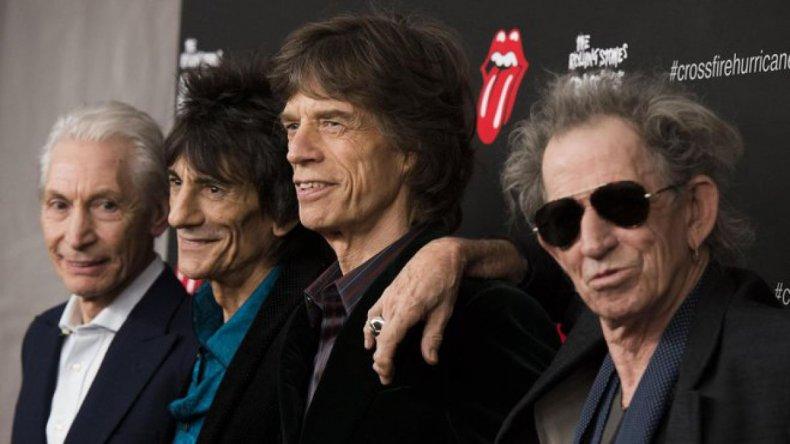 Aumenta la ansiedad en la Argentina: los Rolling Stones ya están en Chile