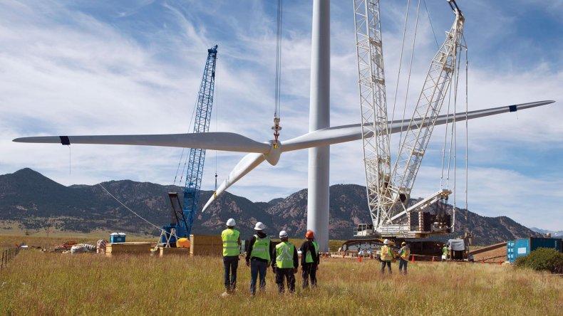 La nueva ley fomenta el uso de energías limpias entre los grandes usuarios del sistema eléctrico.