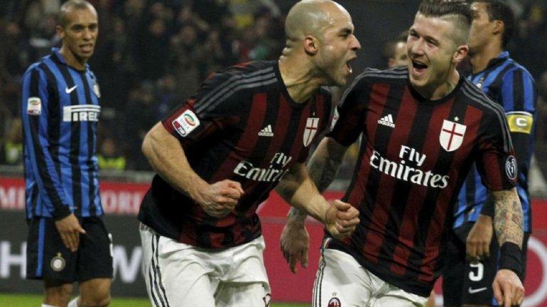 Milan ganó sin complicaciones el clásico de la Madonnina.