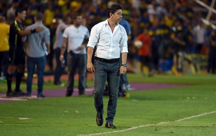 Marcelo Gallardo destacó que ganar estos partidos siempre sirve porque reconforta.