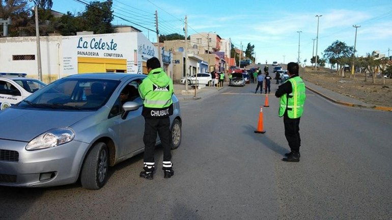 Los controles a cargo de la Agencia Provincial de Seguridad Vial se desarrollan principalmente en las rutas