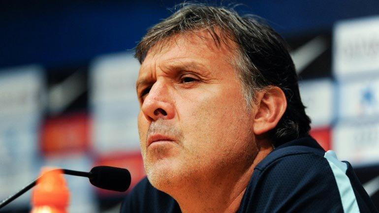 Gerardo Martino adelantó que para los próximos Juegos Olímpicos no citará al crack Lionel Messi.