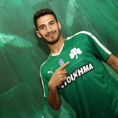 Lucas Villafáñez se convirtió en refuerzo del Panathinaikos de la Primera división del fútbol griego.