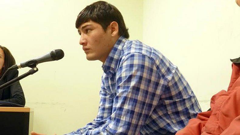 El Chipi Rodríguez quedó detenido con prisión preventiva por 30 días.
