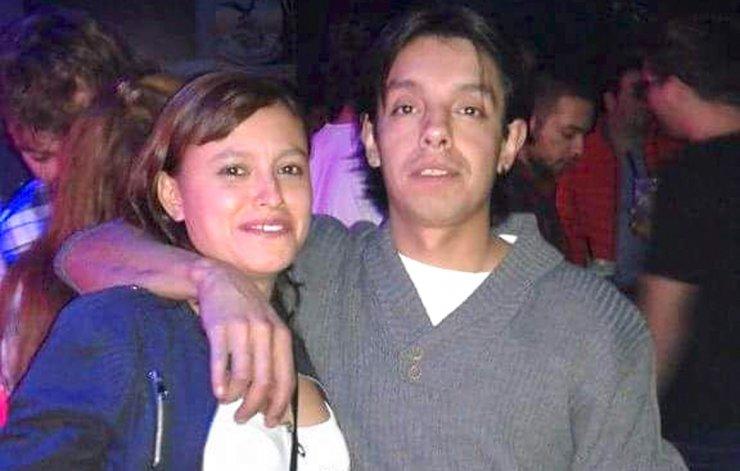 Carina Pintos y Marcelo Medina