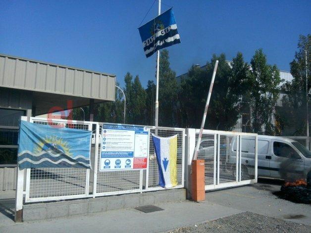 Trabajadores tomaron la planta de Lufkin en Comodoro