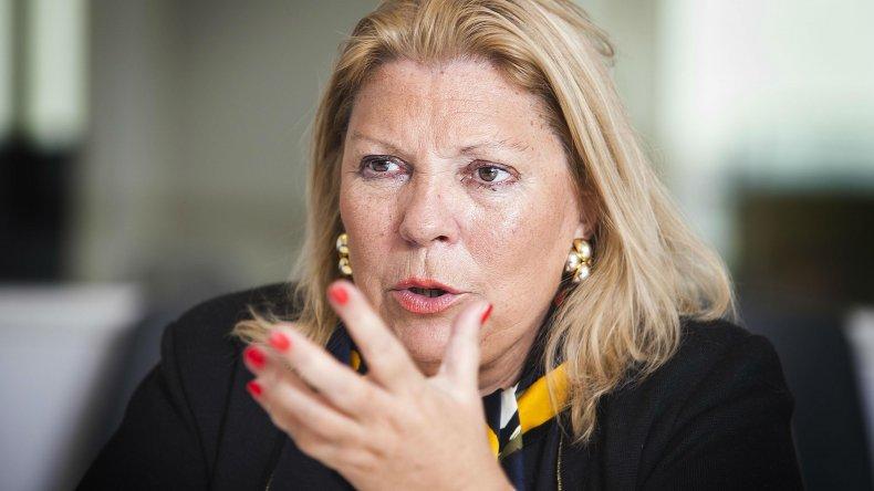 Elisa Carrió llevará al Congreso un proyecto que propone una suba significativa del mínimo no imponible.