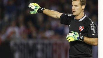 Diego Rodríguez siente el respaldo del cuerpo técnico y de sus compañeros.