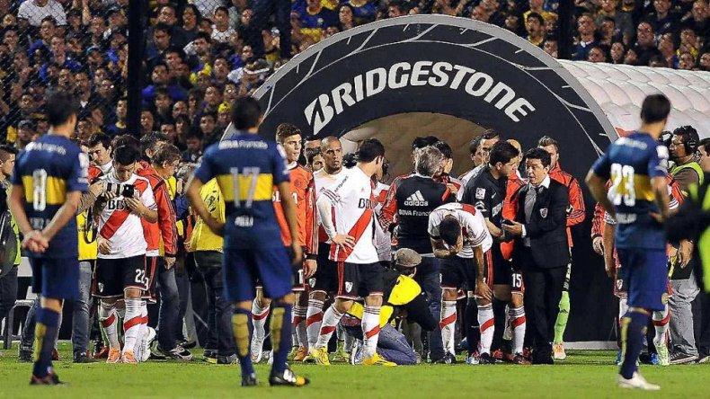 La Conmebol dio a conocer que la sanción a Boca por los incidentes en el partido ante River por la Libertadores de 2015 se redujo en dos terceras partes.