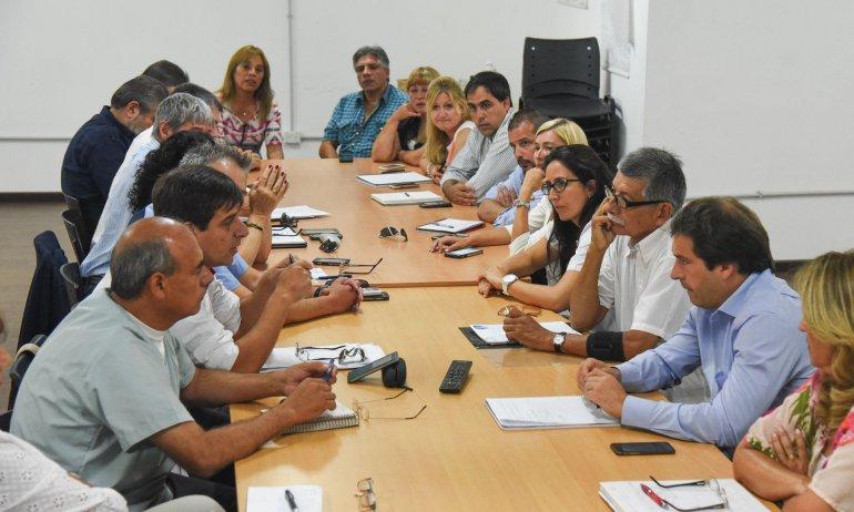 La segunda reunión por el tema se desarrolló el último lunes en el Concejo.