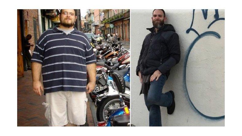 Perdió 72 kilos sin hacer ninguna dieta ¿Cuál es la fórmula?